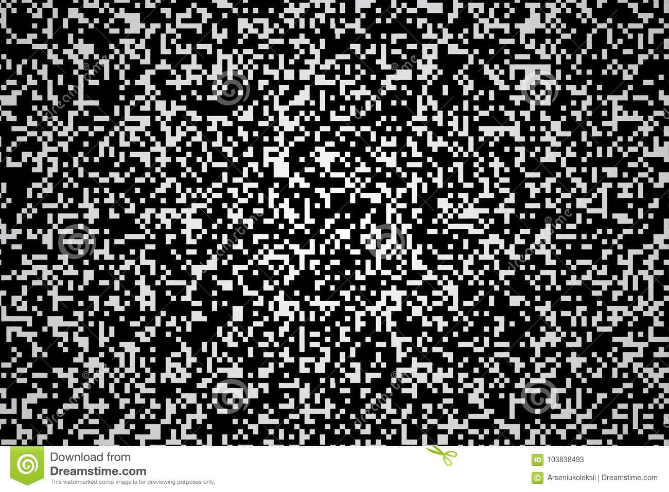 White noise stock vector  Illustration of camouflage - 103838493