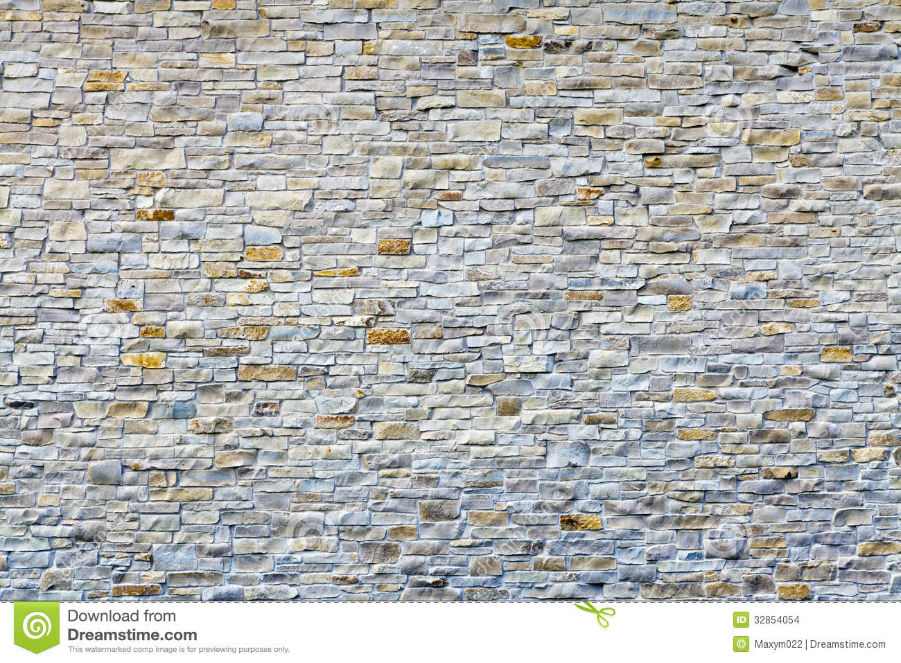 White Old Brick Wall Stock Images Image 32854054