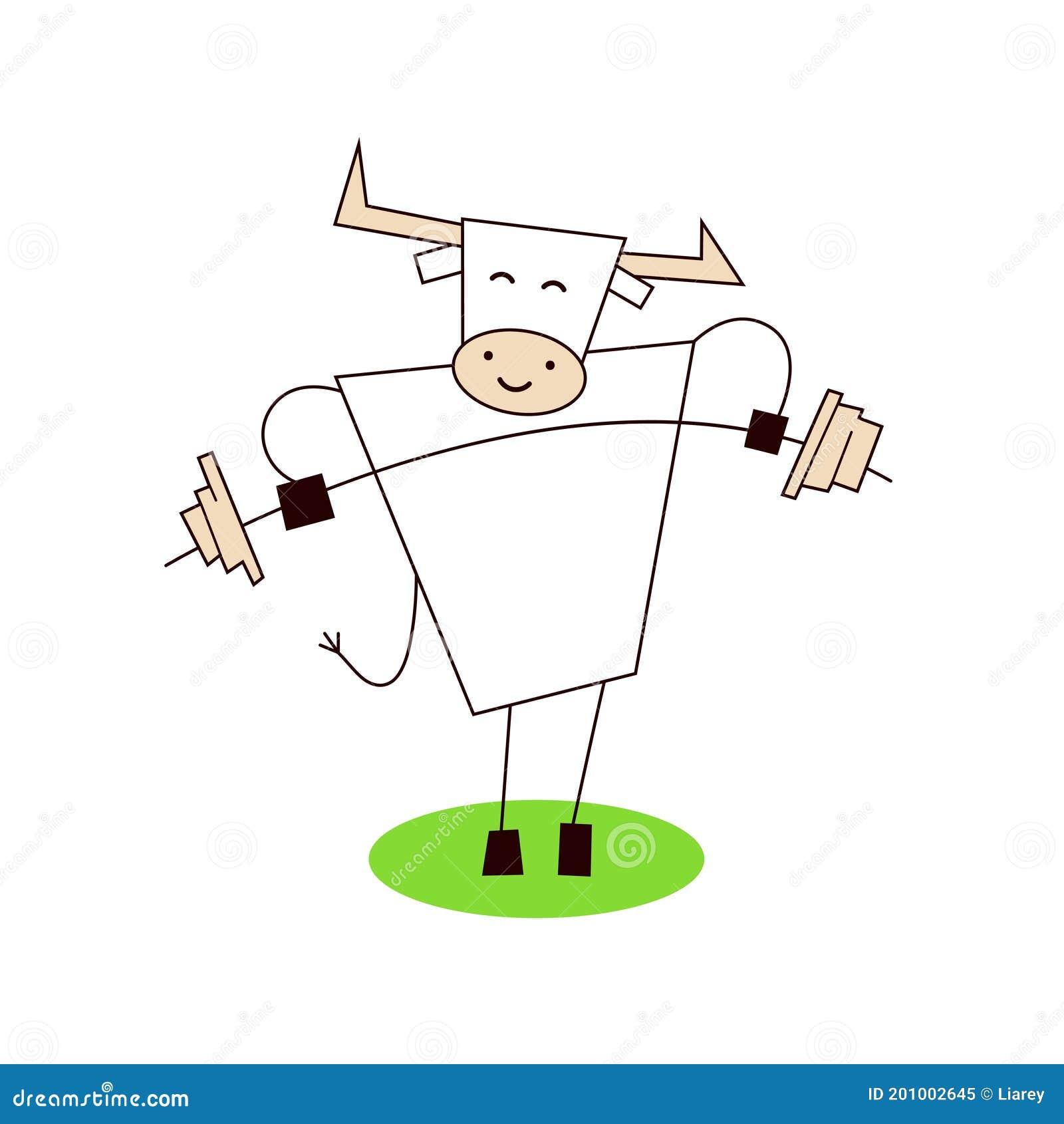 Cow Training Stock Illustrations – 50 Cow Training Stock ...