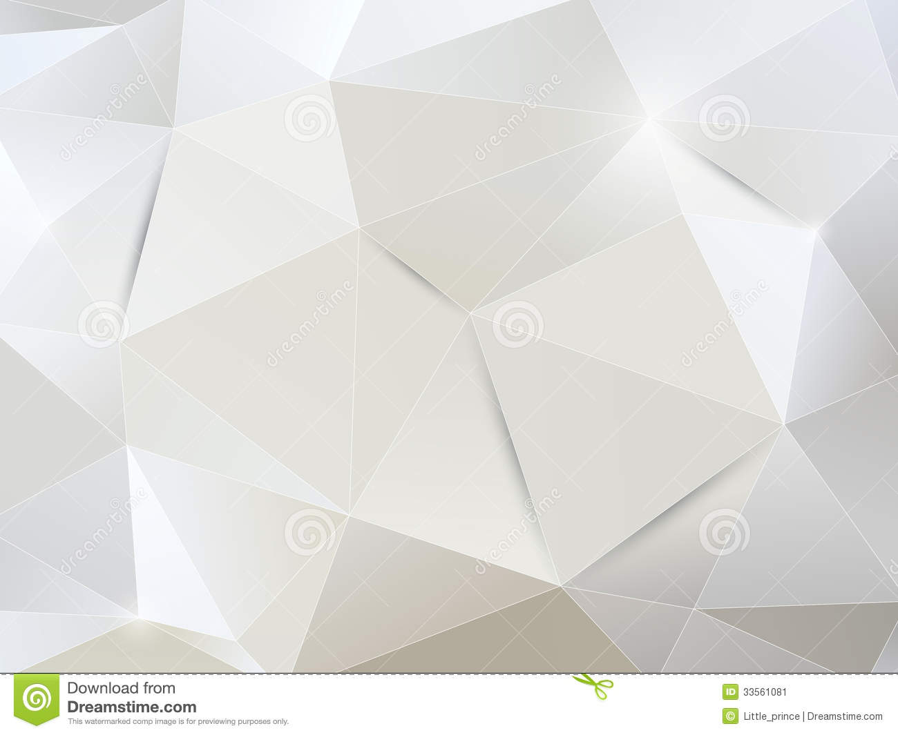 White paper abstract background