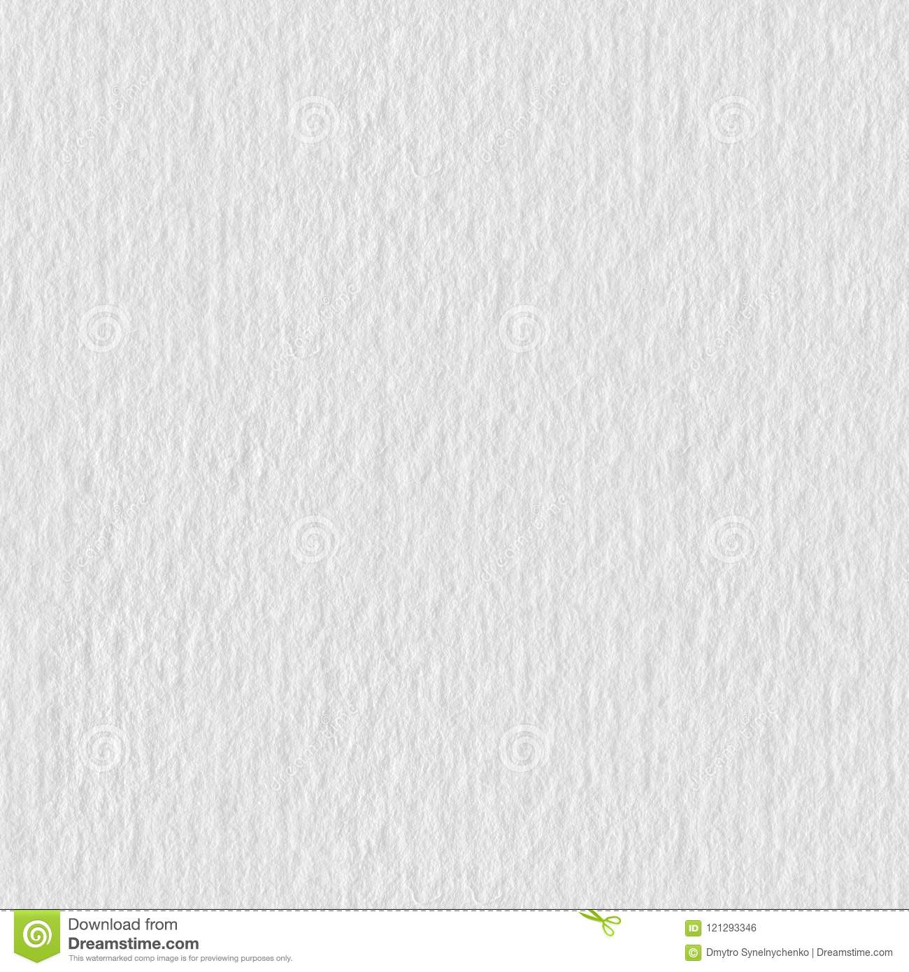 White paper background, rough pattern stationery texture. Seamle