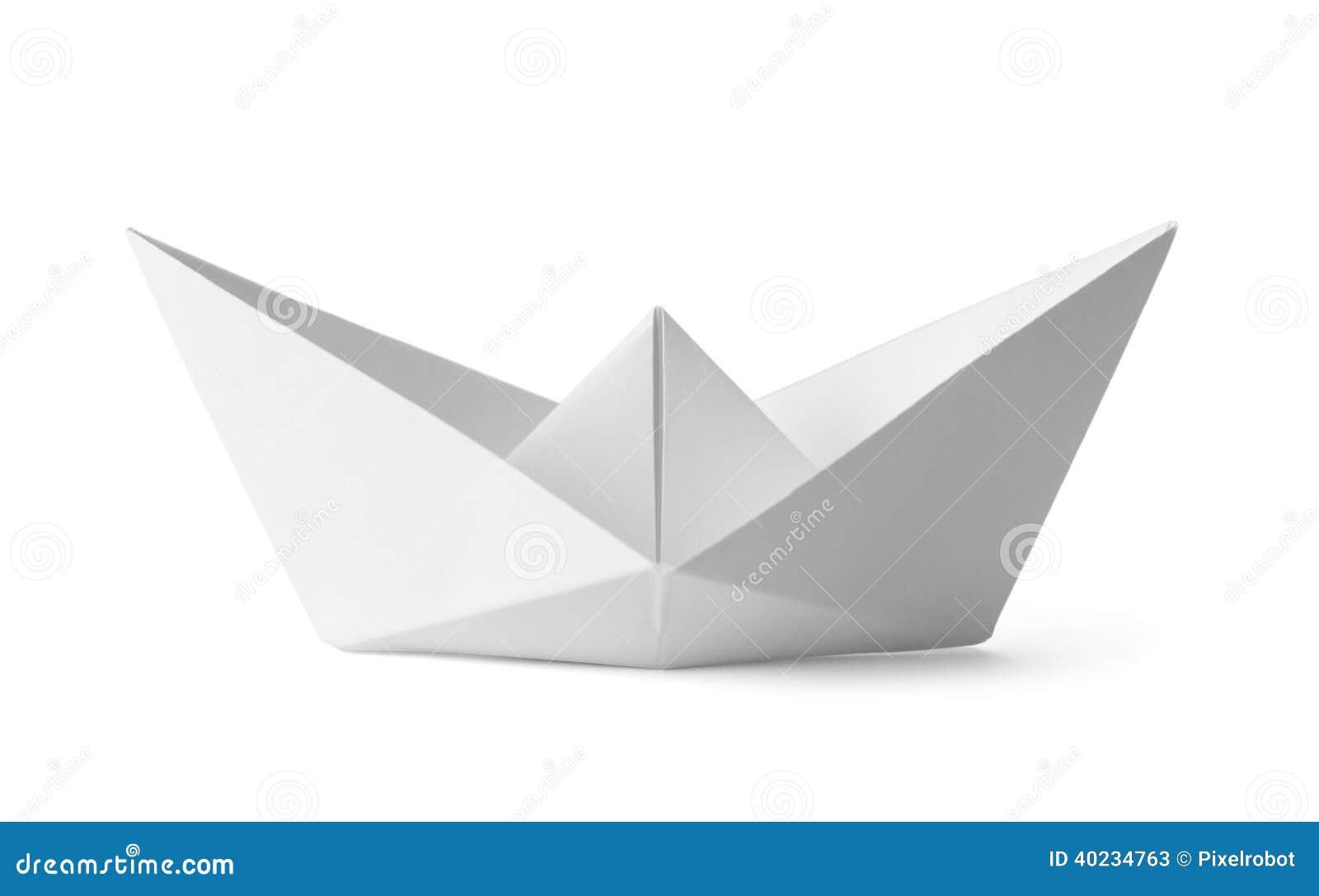 origami sailboat plans