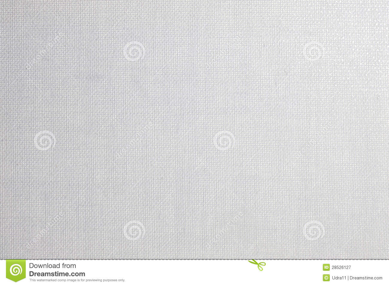 White paper canvas background texture