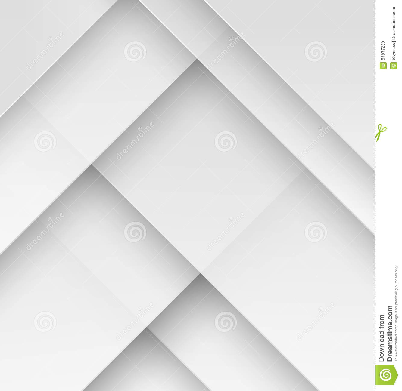 white paper material design wallpaper stock vector image