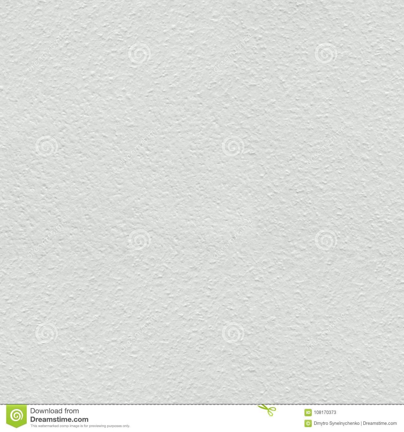 White paper texture. No dust. Seamless square background, tile r