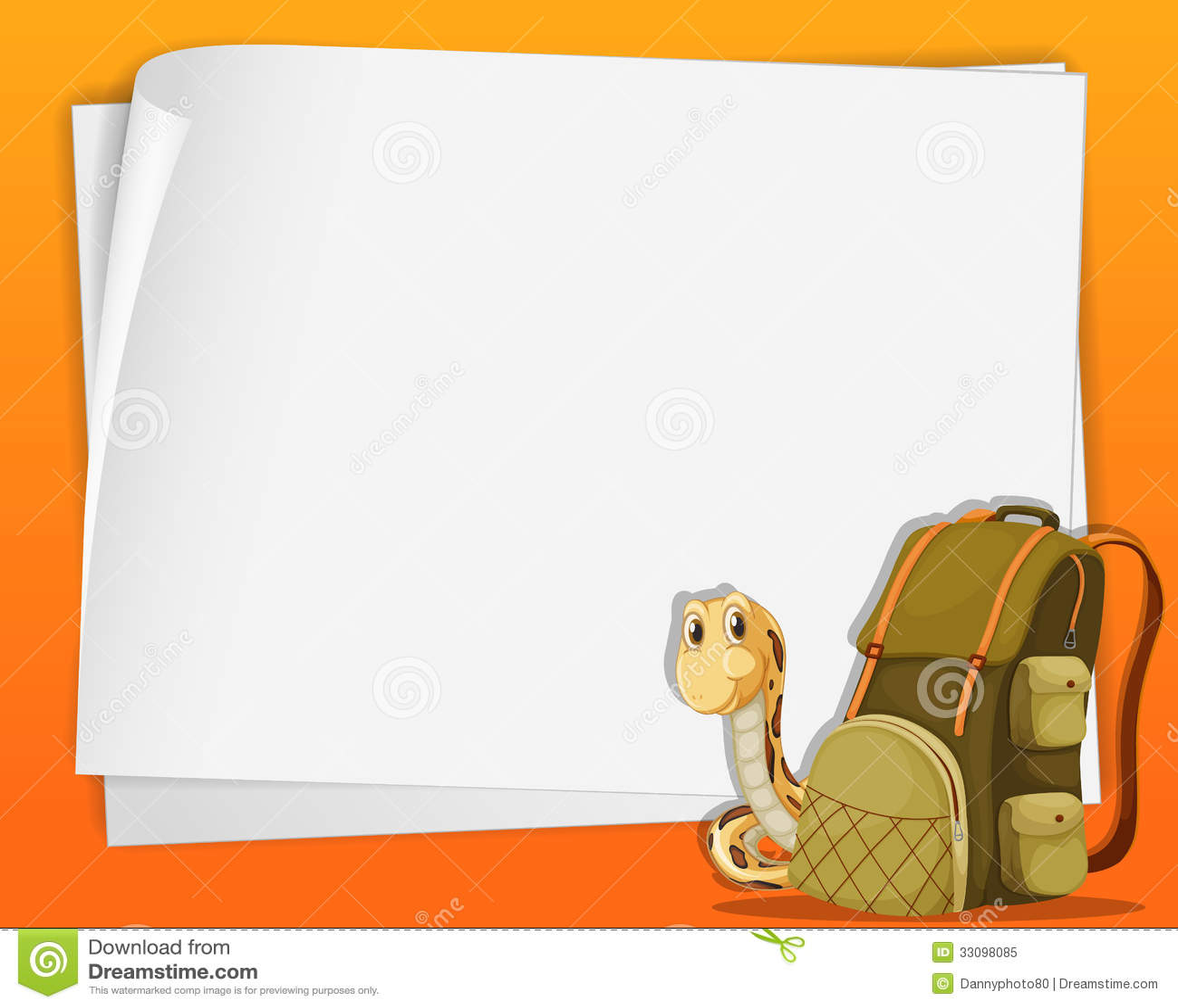 Theme paper format