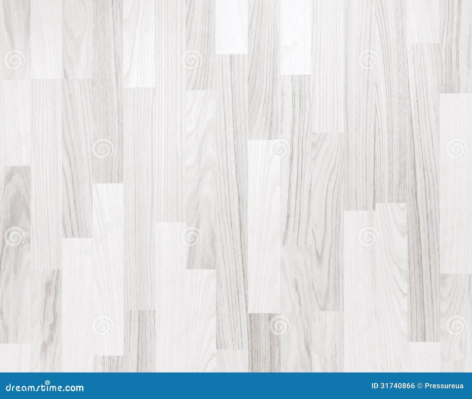 White Wooden Parquet Flooring Texture Horizontal Seamless Wooden