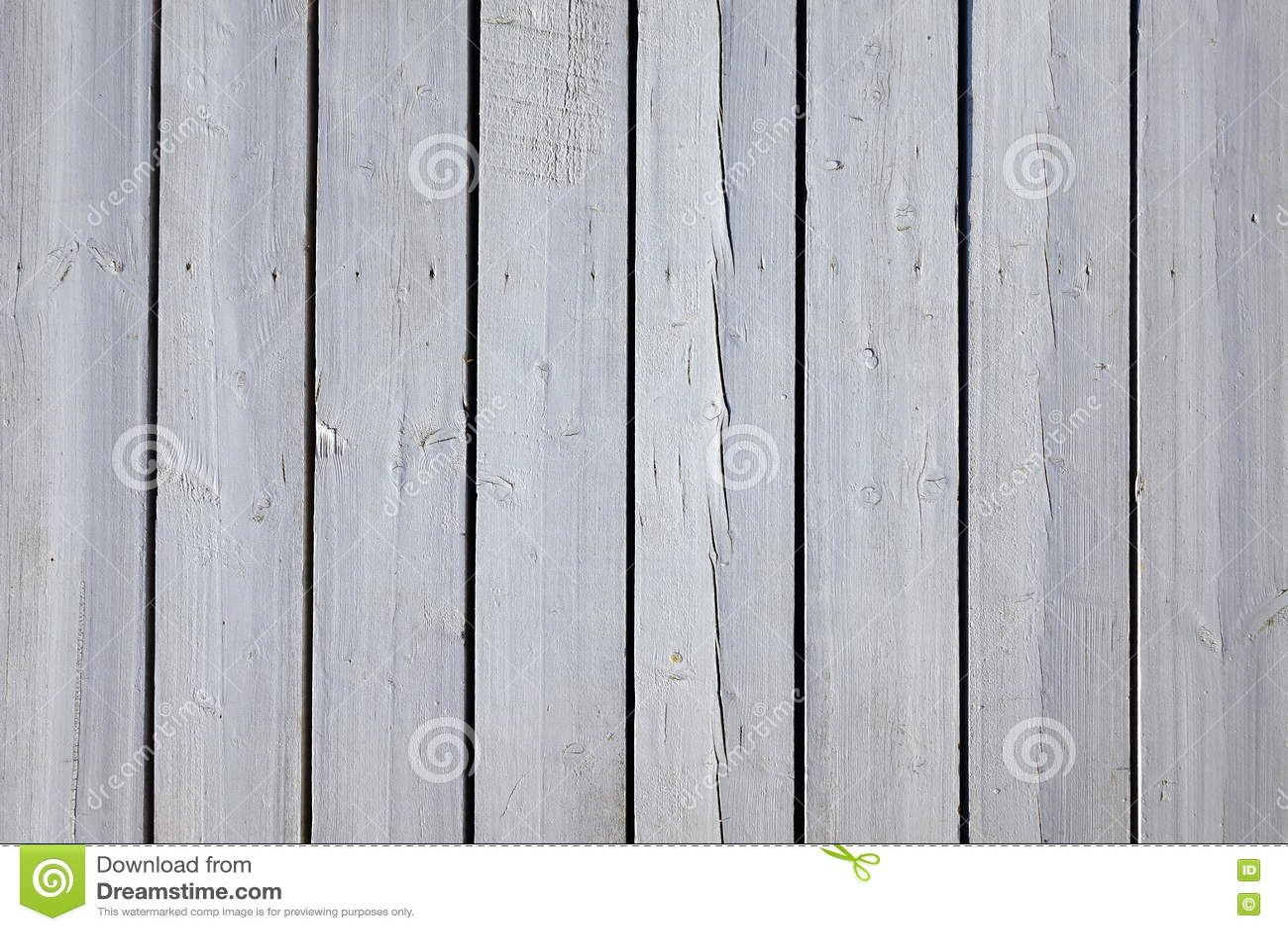 White Patio Wooden Planking Decking Flooring Background