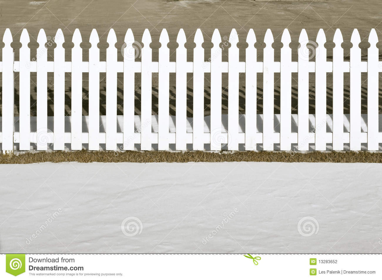 White Picket Fence Gate Clipart White picket fence and palm