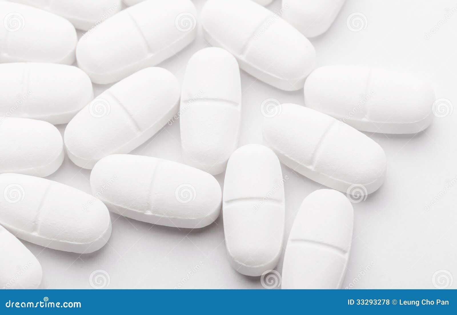 white pills royalty free stock photos image 33293278