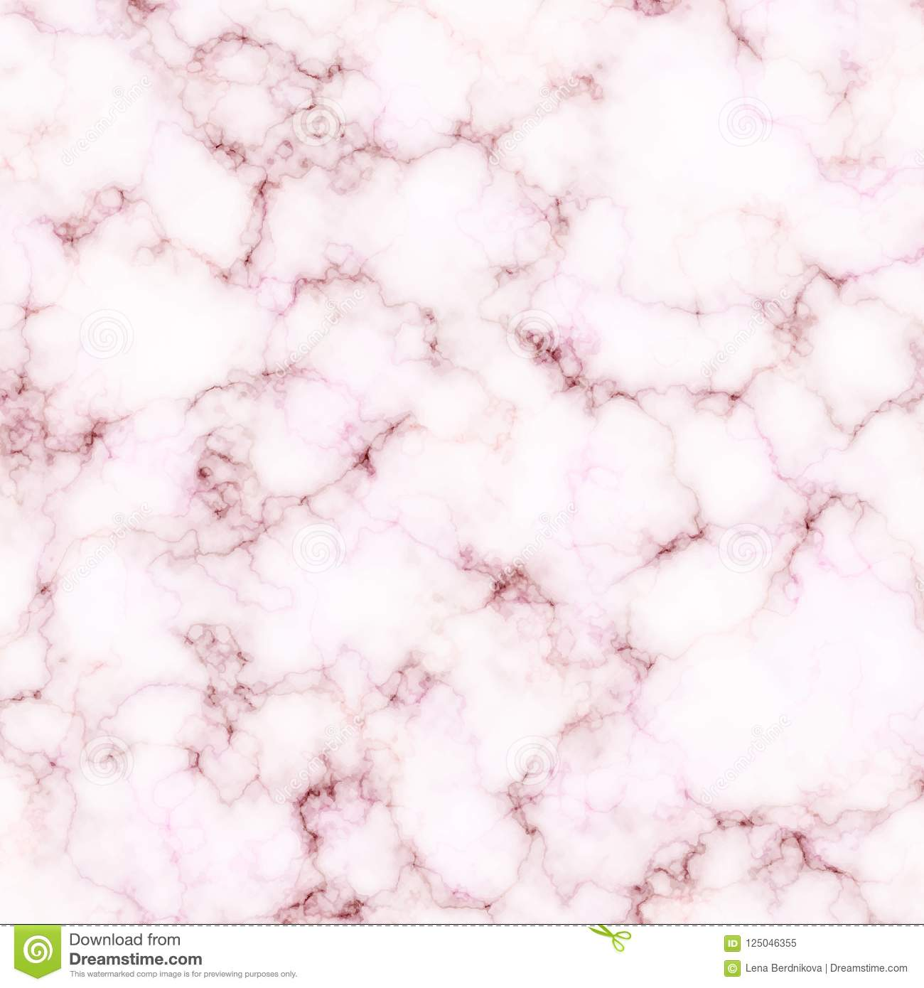 White And Pink Marble Texture Vector Background Stock Vector Illustration Of Bench Decor 125046355