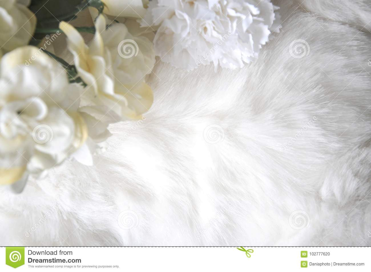 White puffy texture background with flower stock photo image of download white puffy texture background with flower stock photo image of border fabric mightylinksfo