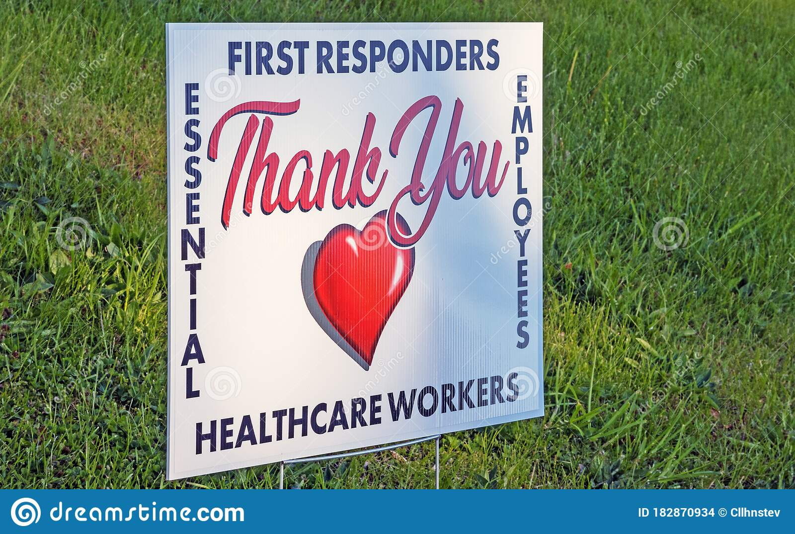 First responders Family hearts