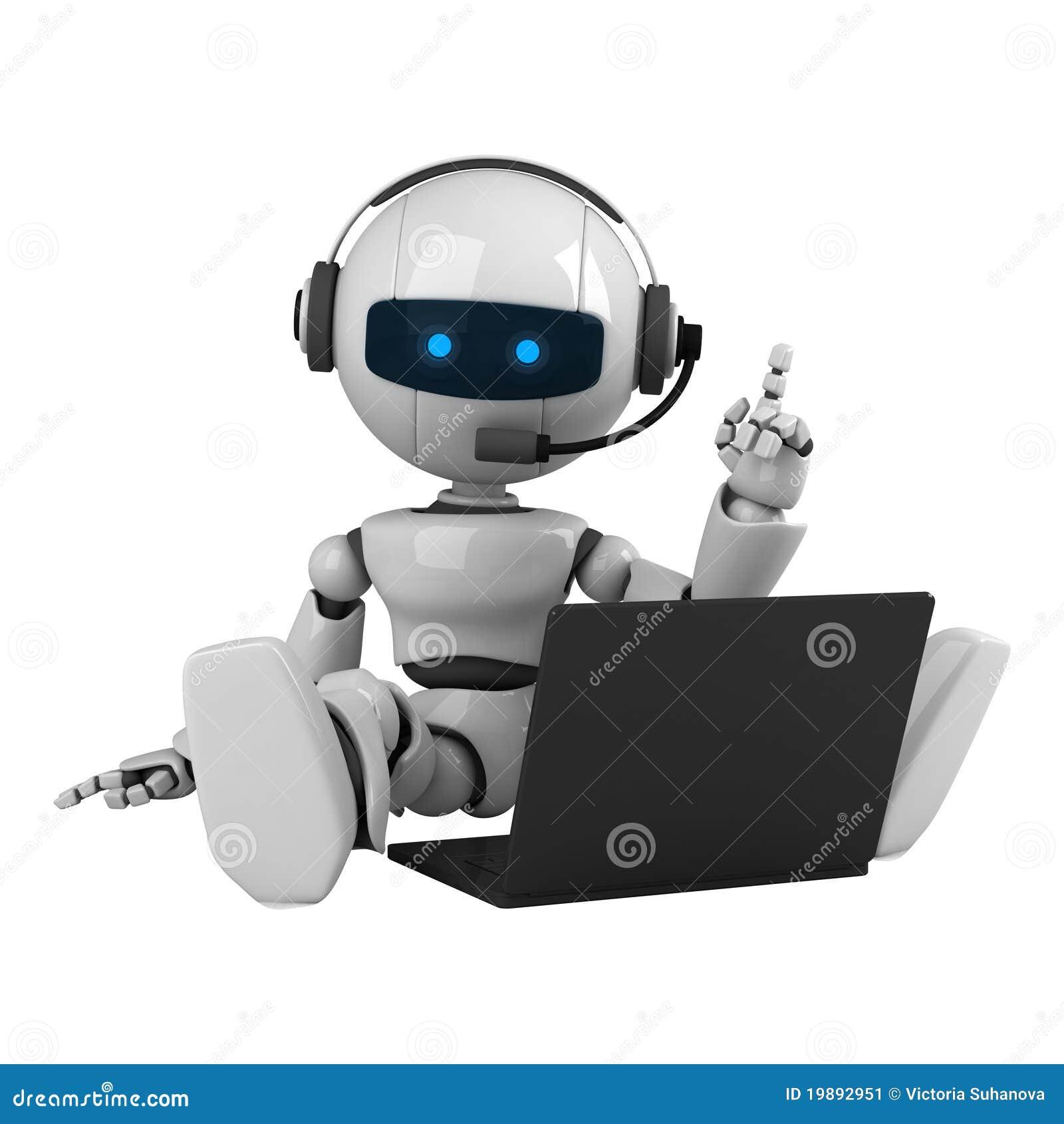 Чат с роботом на русском 7 фотография