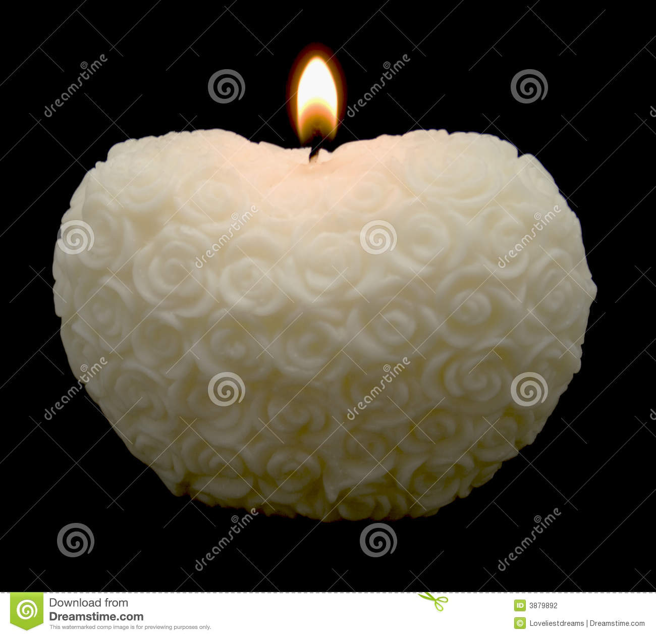 white roses heart candle stock photo image of love heart
