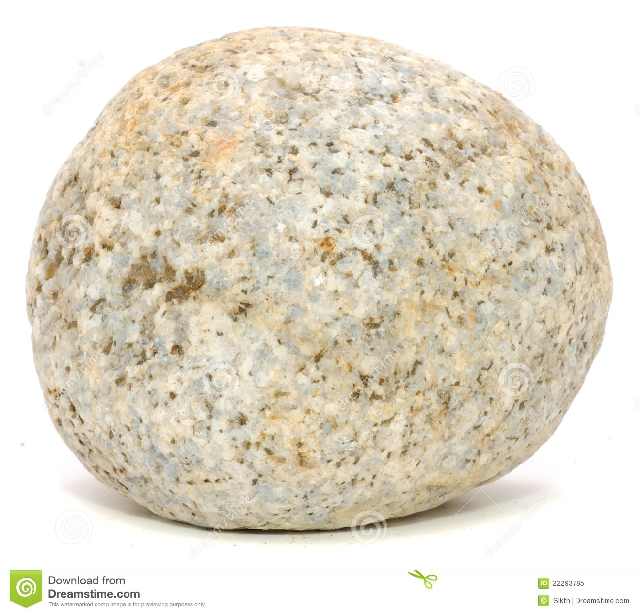White Round Spotted Granite Stone Stock Image Image  : white round spotted granite stone 22293785 from www.dreamstime.com size 1300 x 1247 jpeg 336kB