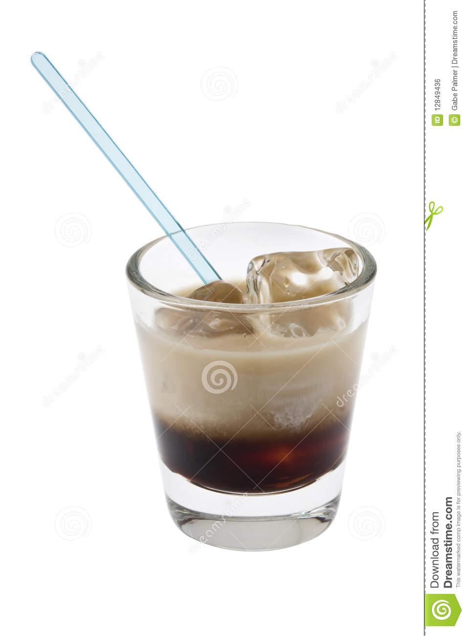 how to make a white russian mixed drink