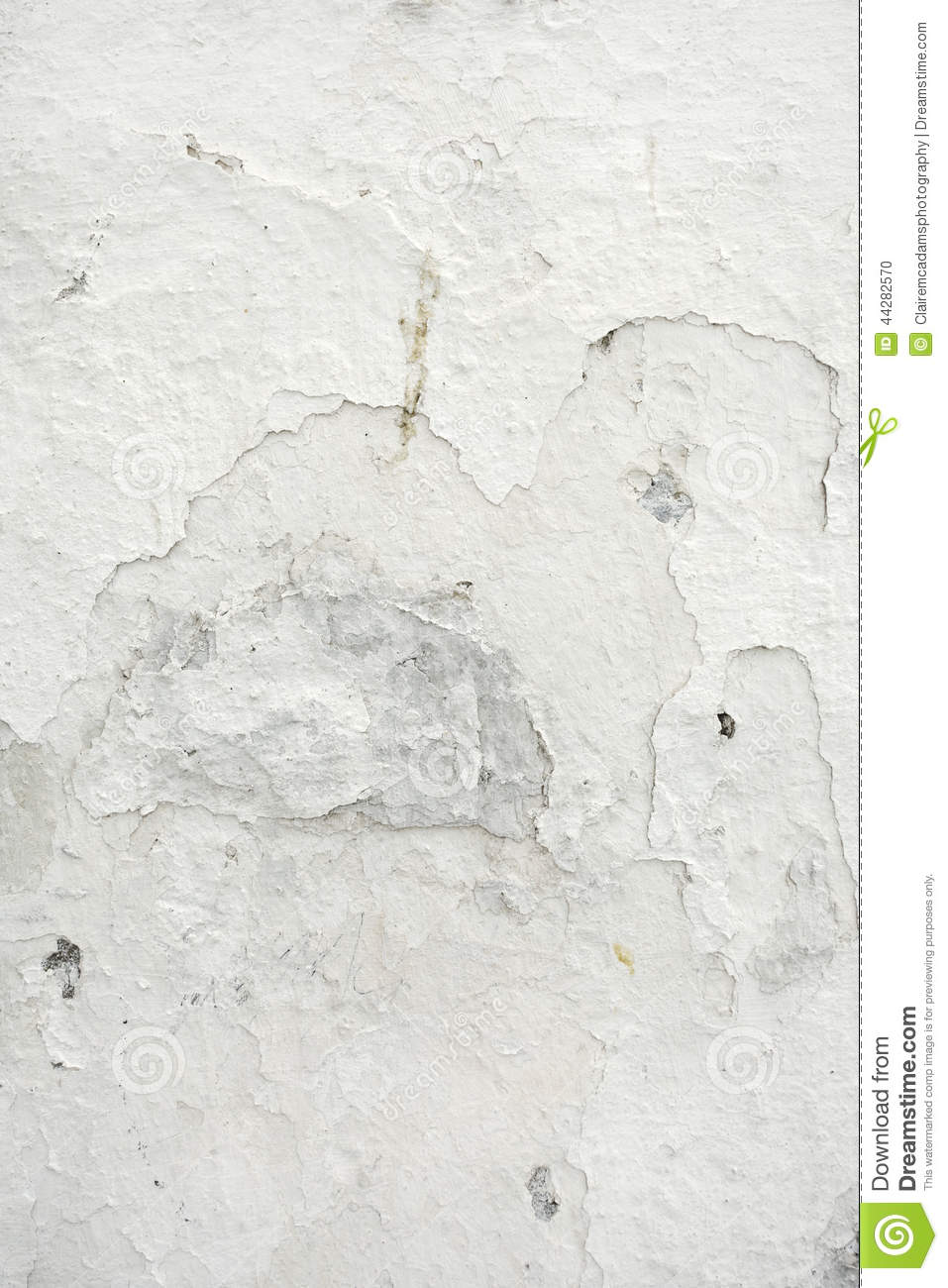white peeling paint texture the image