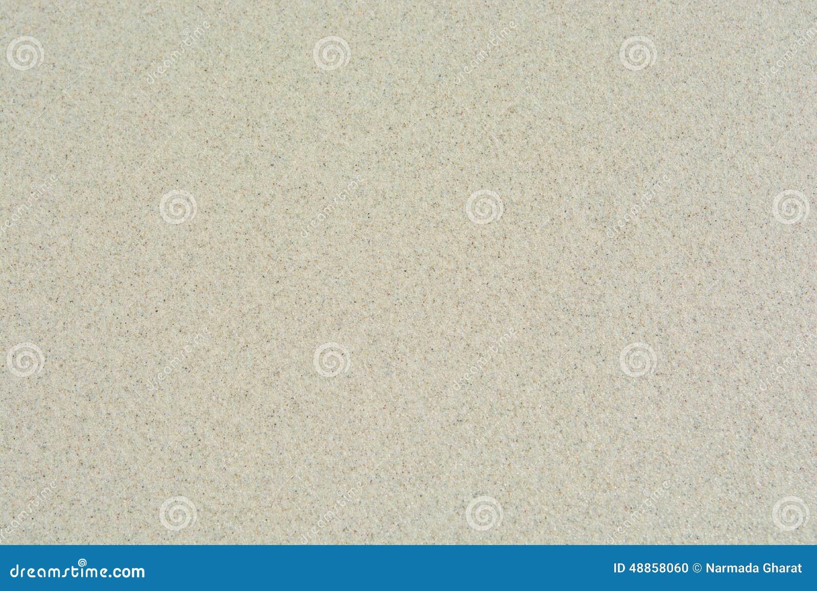 White Sand Beach Texture Background