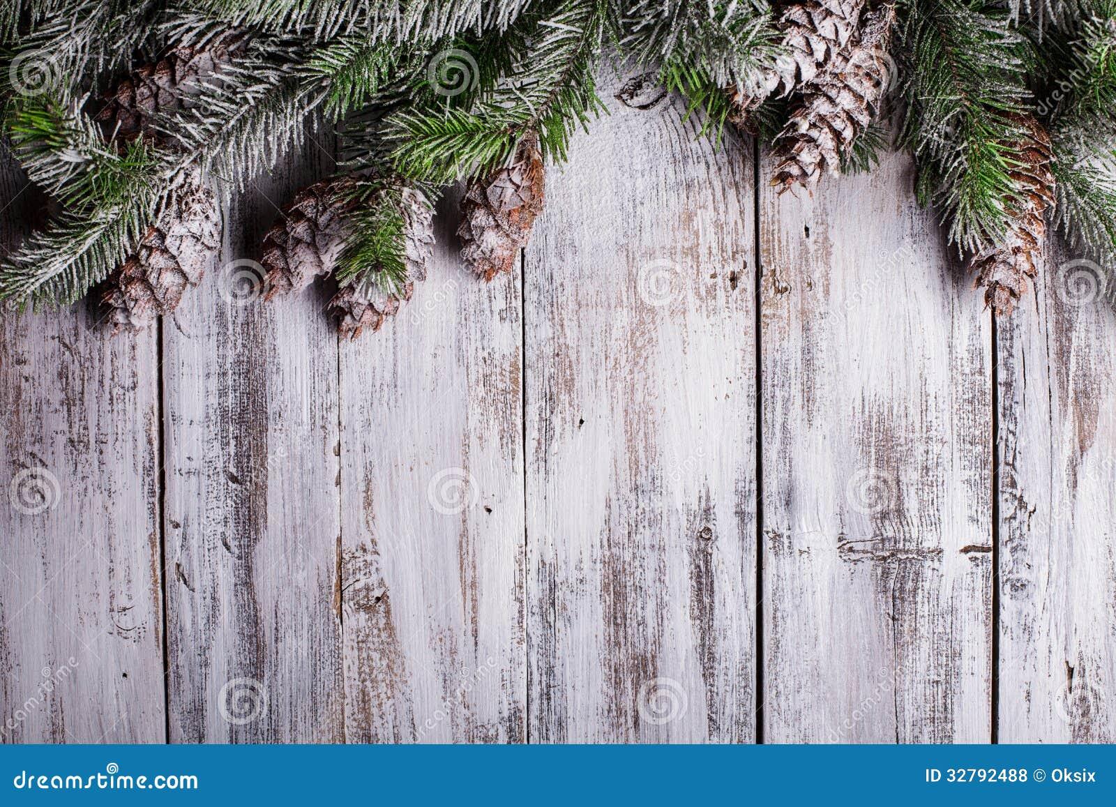 White Garland Christmas