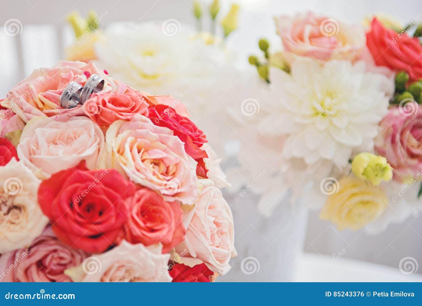White Shoe Of The Bride Wedding Theme Background Stock Photo