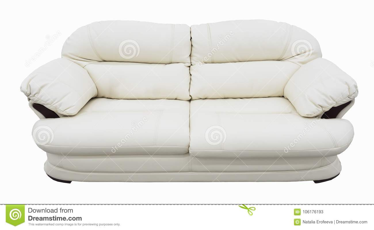 Admirable White Eco Leather Sofa Soft Snow White Couch With Coach Gamerscity Chair Design For Home Gamerscityorg