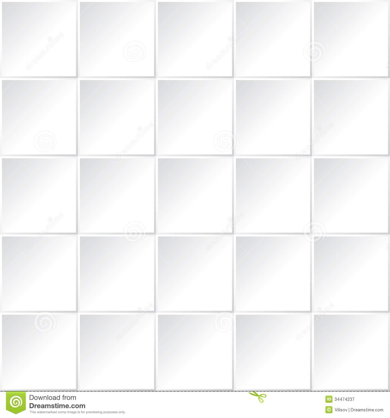 white square pattern stock vector image of geometric
