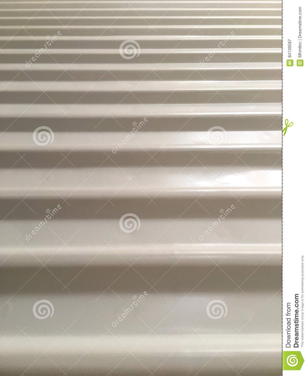 White stair background stripes