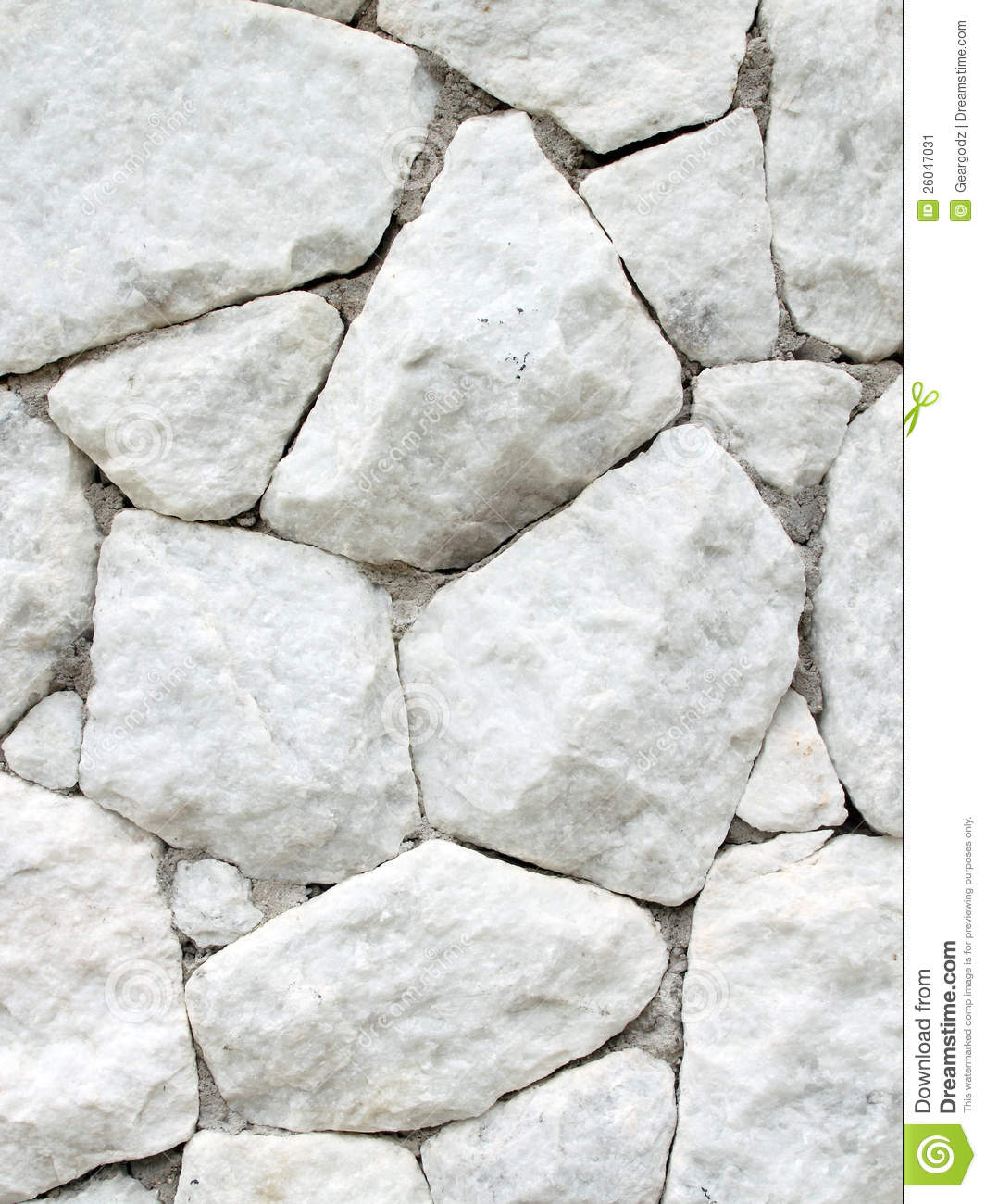 Old Floor Plans White Stone Wall Stock Image Image Of Floor Gray