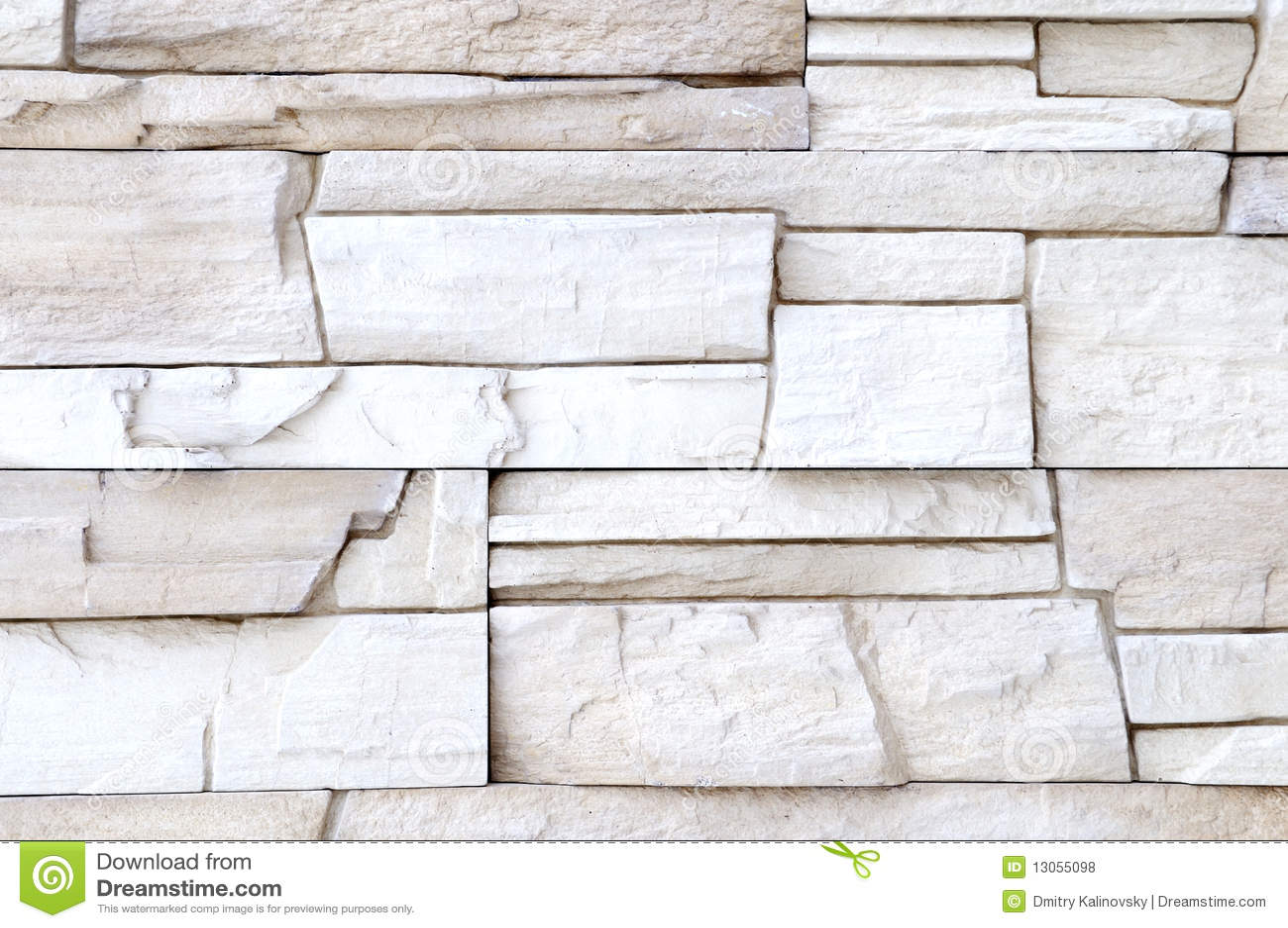 White stone wall decor stock photo image of facade for Outdoor brick wall decor