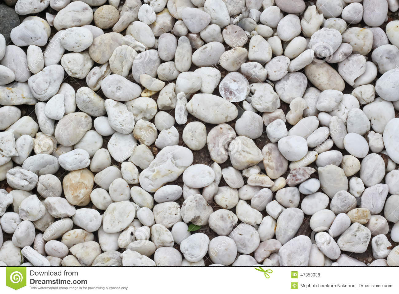 white stones and pebble background stock photo image