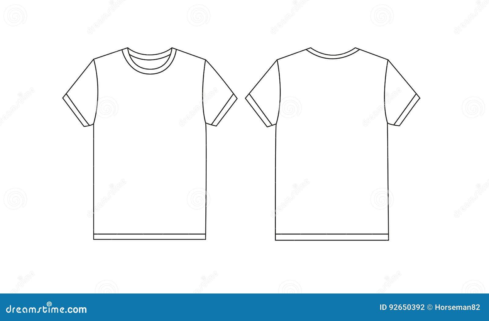 Free T Shirt Mockup Ai Template