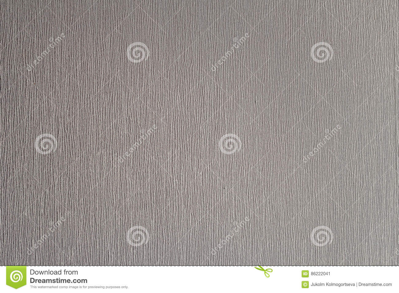 White Textured Wallpaper With Vertical Lines Stock Image