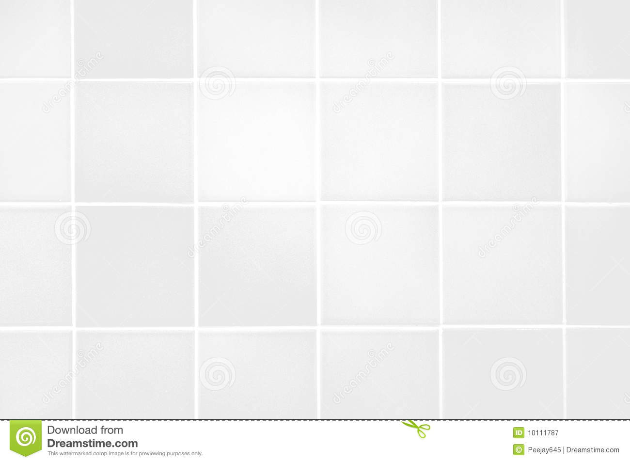 White Tile Background Royalty Free Stock Photography