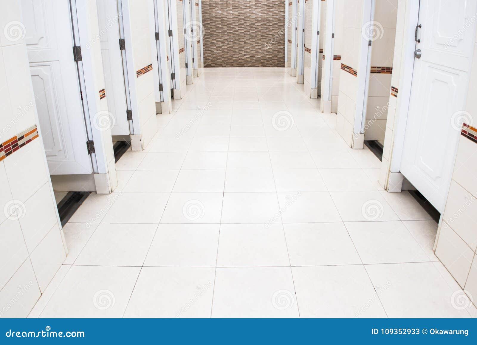 White Tiles Bathroom.Tiled Floor Marble White Ideal For A Background ...