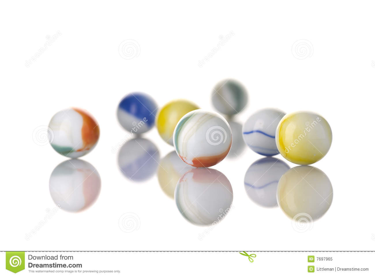 Solid White Toy Marbles : White toy marbles royalty free stock photo image