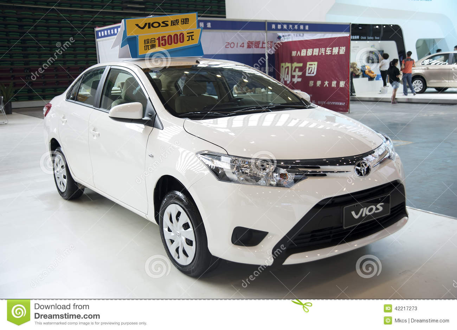 white-toyota-vios-car-central-china-international-auto-expo-42217273.jpg