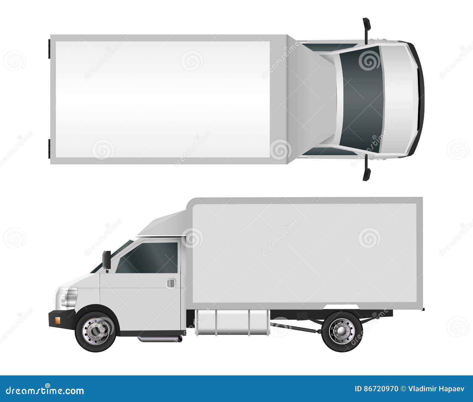 isuzu box truck template 15416 notefolio. Black Bedroom Furniture Sets. Home Design Ideas