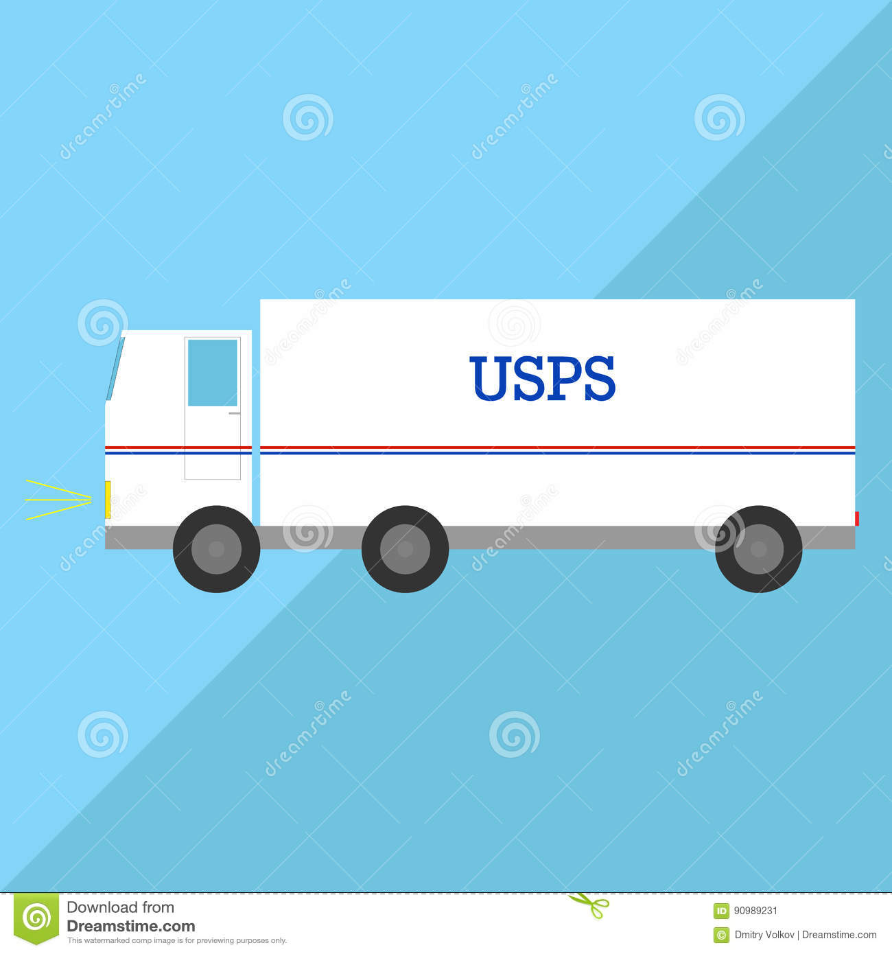 Usps Cartoons, Illustrations & Vector Stock Images - 46 Pictures to download from ...  Usps Cartoons, ...