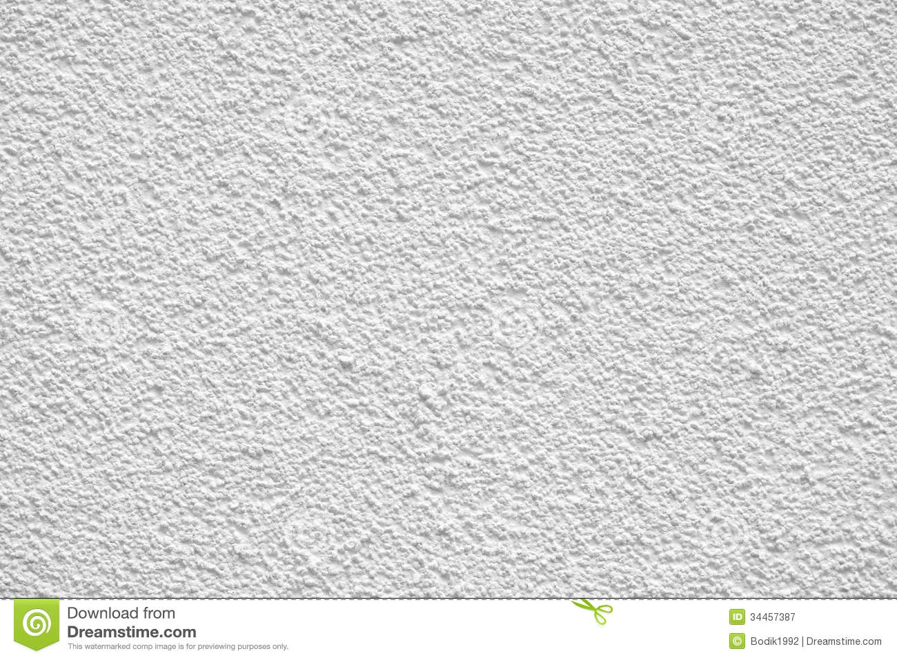 White Wall Texture Stock Image Of Background Plaster