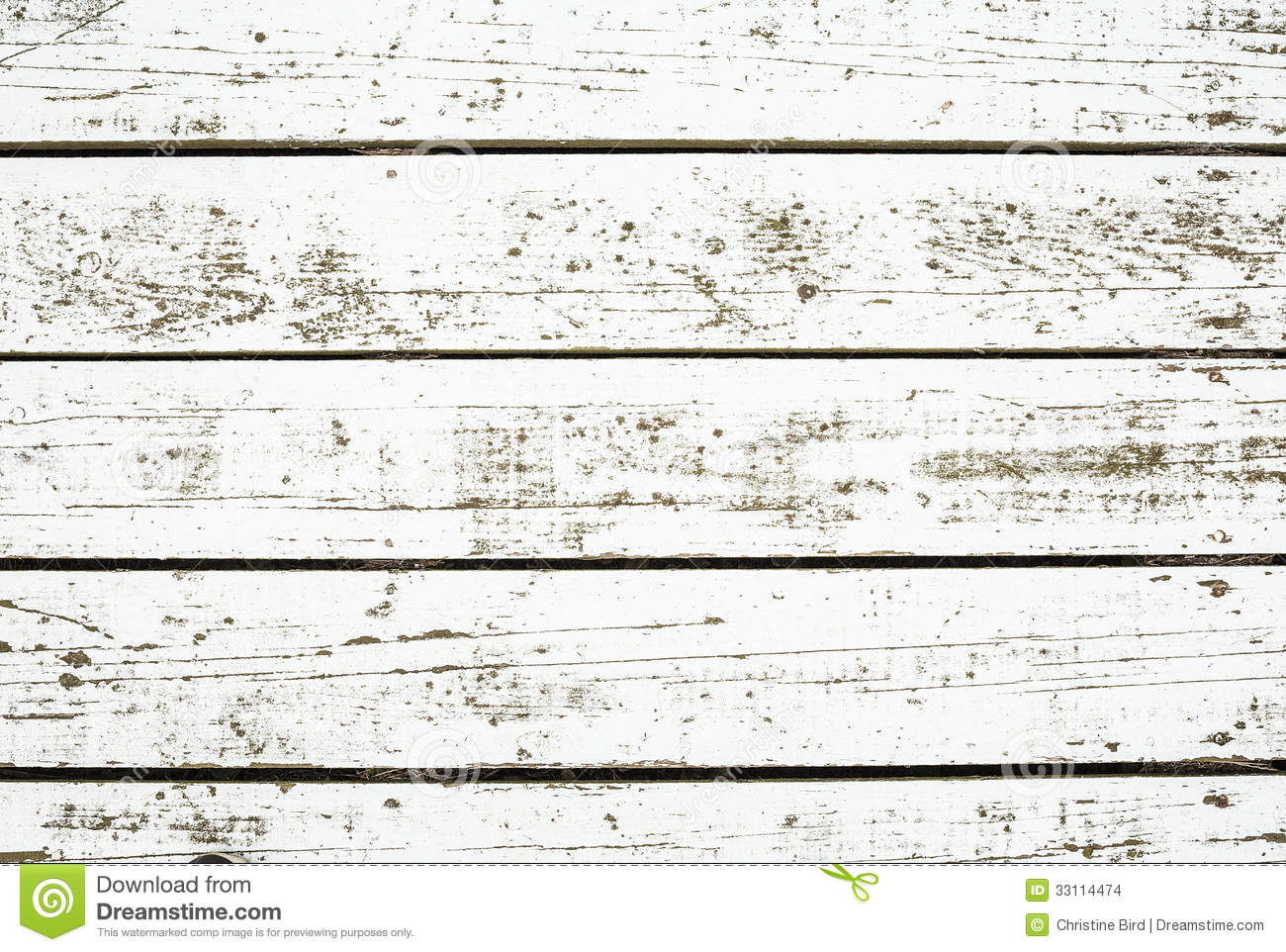 White Washed Wood Stock Photo Image Of Decking Grained