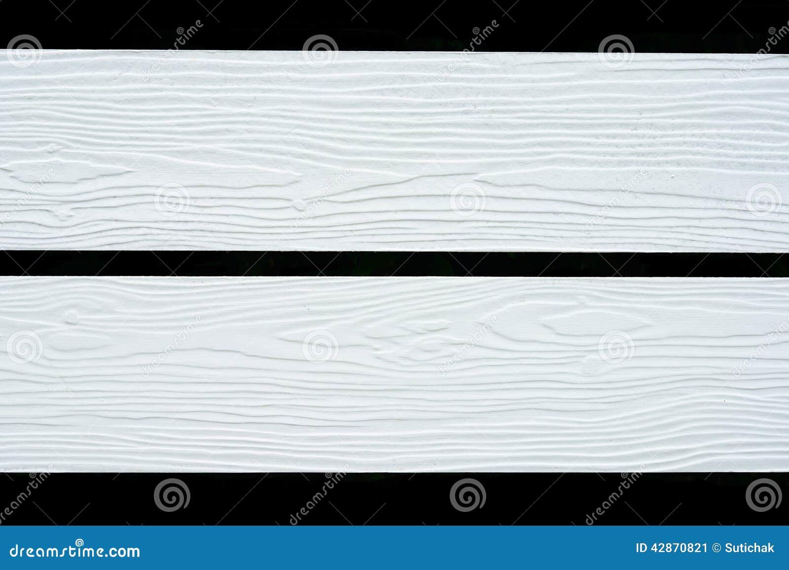White wood plank texture