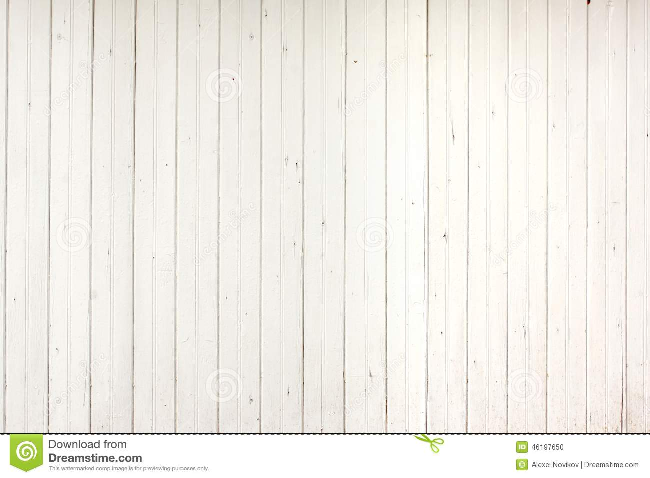 White Wood Planks Panel Stock Photo Image Of Wainscoting