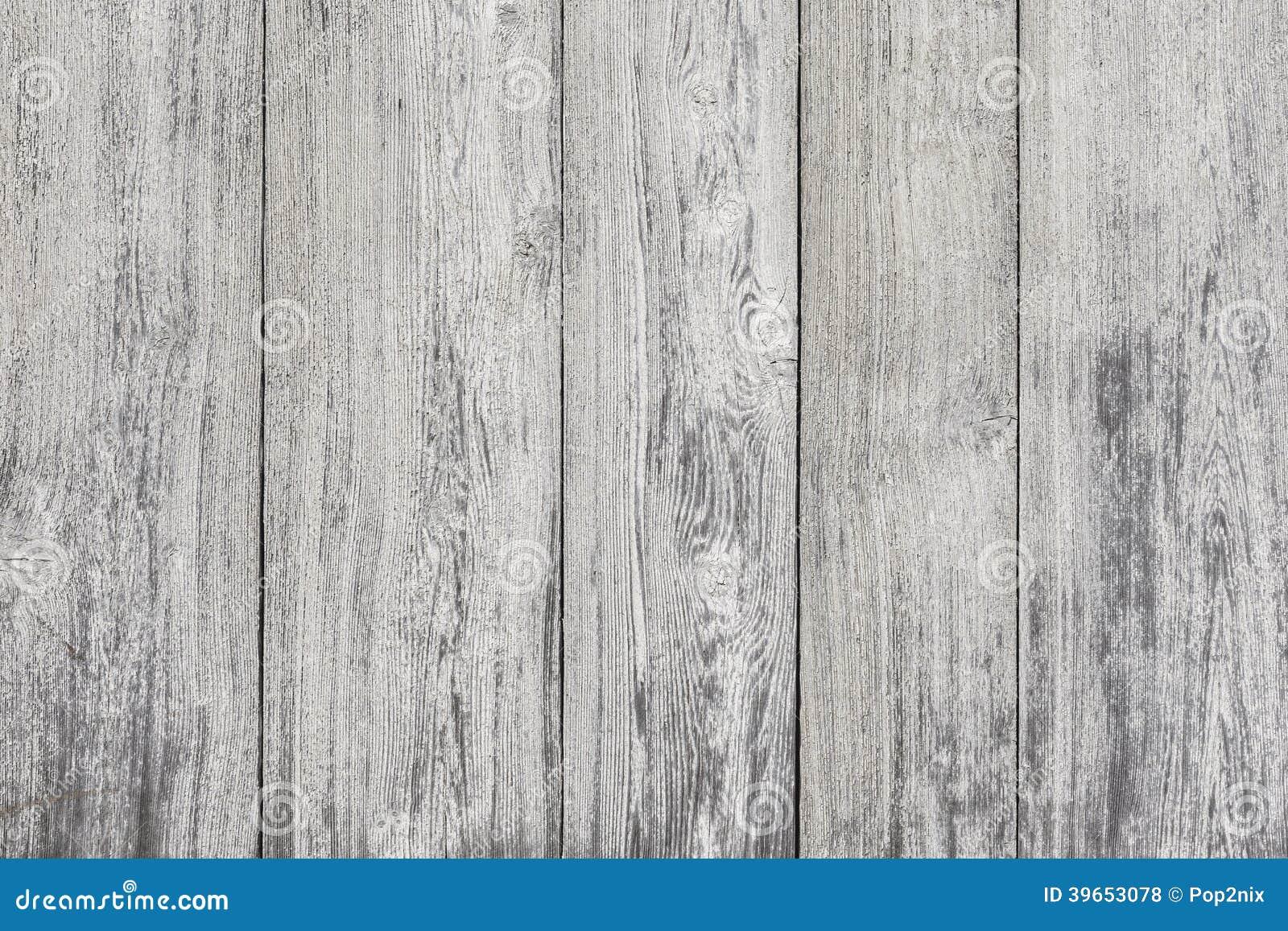 White Wood Texture Background Stock Photo Image 39653078