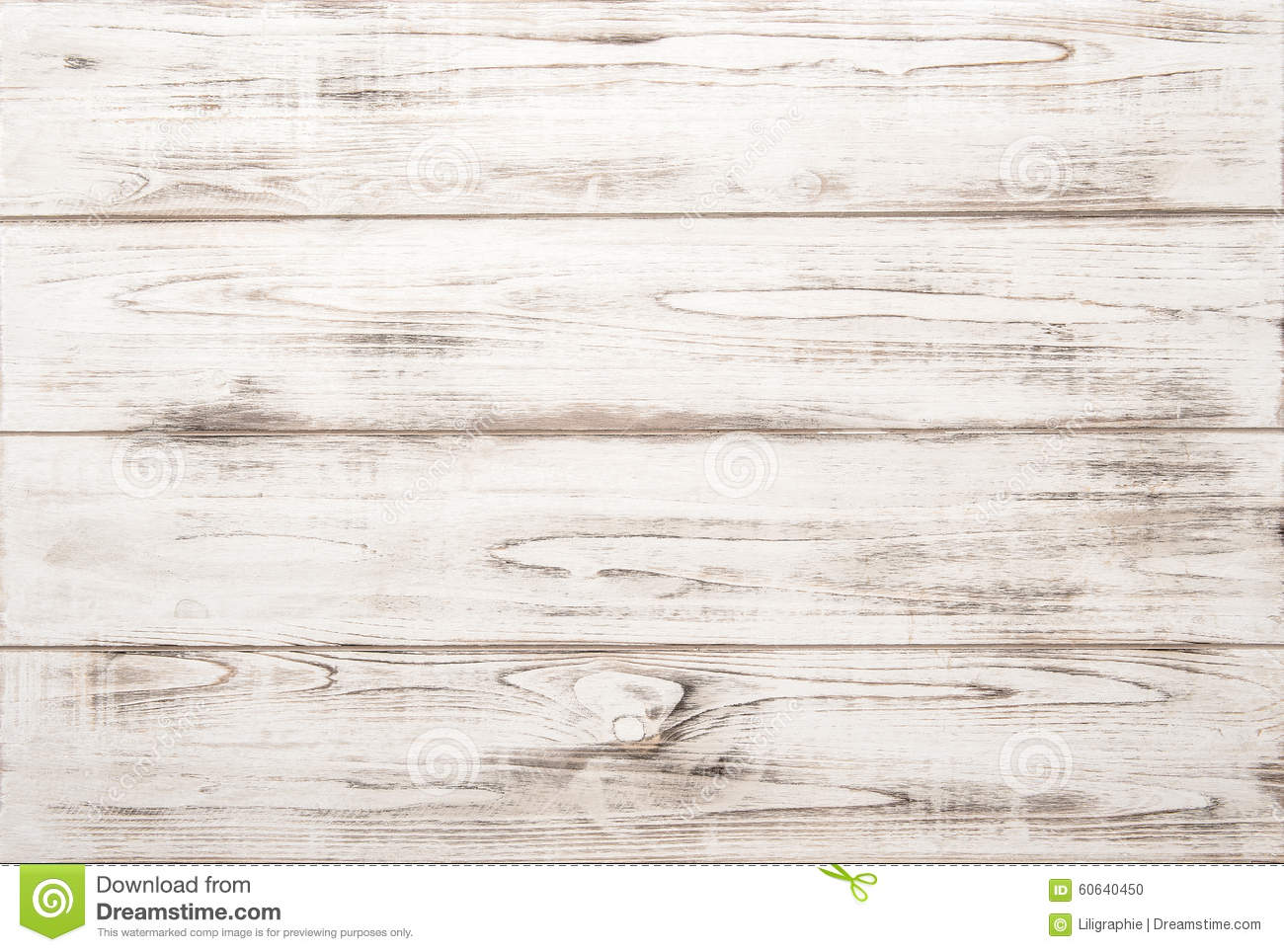 White wood texture background with natural patterns