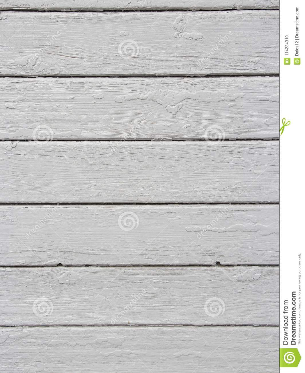 White wood texture background with natural patterns.