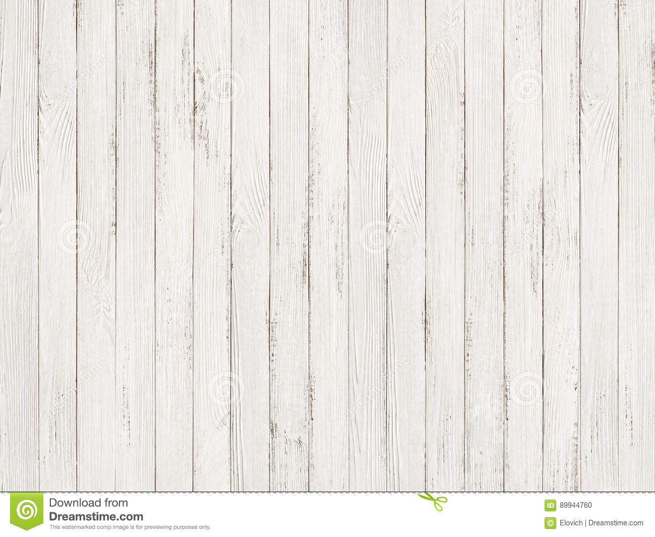 lovely white wood table top view