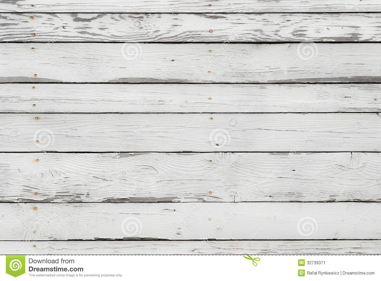 Old Vintage White Natural Wood Or Wooden Texture Background Or