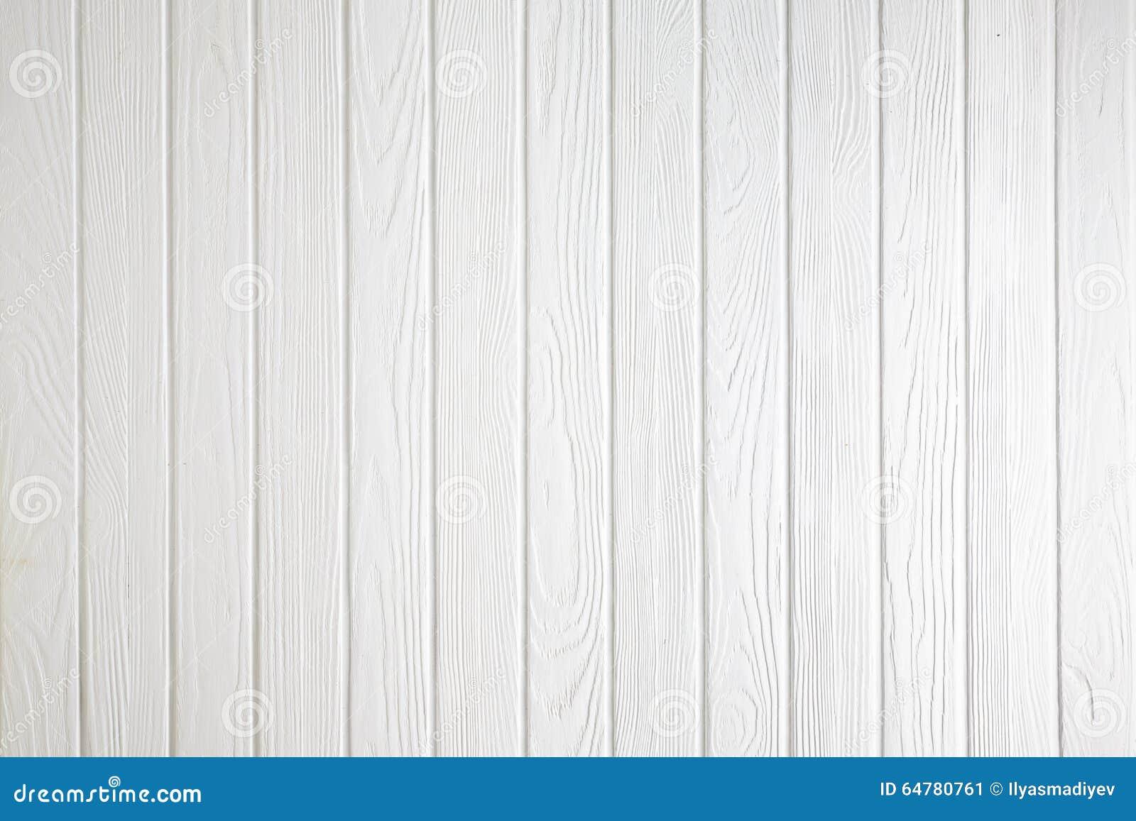White Wood Texture Stock Photo Image 64780761