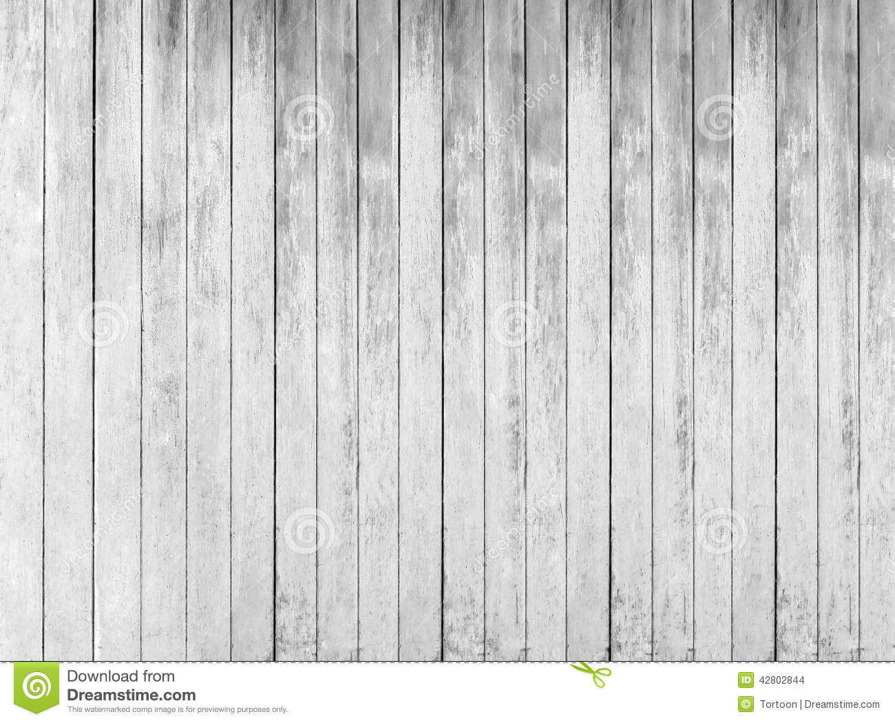 White Wood Texture Of ...